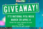 Pita Pit National Pita Week Contest