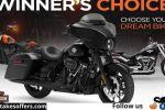 Harley Davidson Dream Bike Sweepstakes