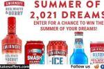 Smirnoff 2021 Dreams Sweepstakes