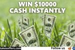 Comet You Could Win $10000 Instant Win Game