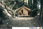 Glamping With Redwood Empire Sweepstakes