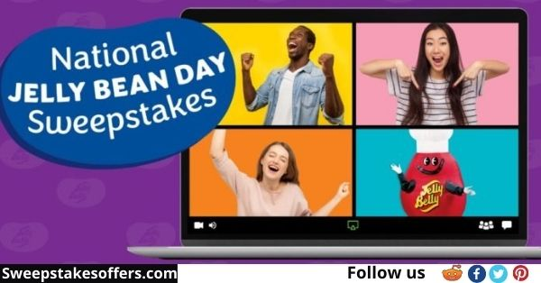 Jelly Belly National Jelly Bean Day Sweepstakes