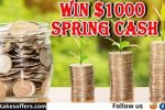 Real Simple Spring Must-Haves Sweepstakes