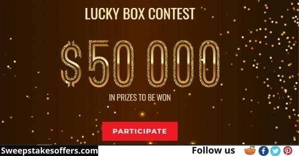 Leclerc Lucky Box Contest