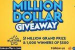 Arizona Lottery Million Dollar Giveaway