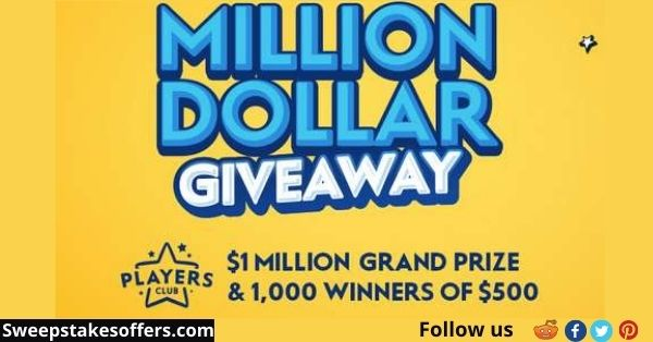 AZ Lottery Million Dollar Giveaway