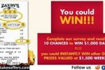 Zaxby's Guest Experience Survey