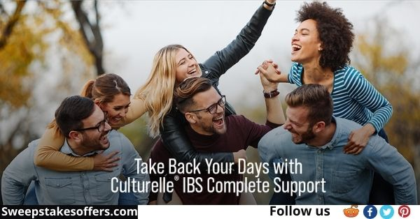 Culturelle Take Back Your Days Sweepstakes