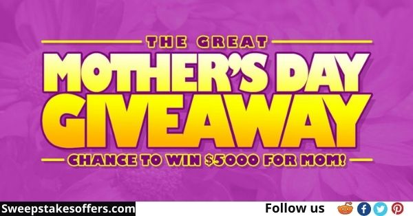 Cumulus Radio Great Mother's Day Giveaway