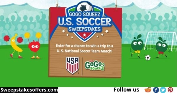 Materne US Soccer North America Sweepstakes