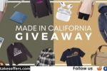 IndieGetup $1200 Plus Made In California Giveaway