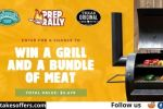 Pederson Farm BBQ Grill & Grocery Bundle Sweepstakes