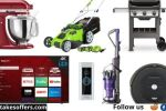Discount Filters Prize of Your Choice Sweepstakes
