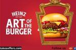 Kraft Heinz Art of the Burger Contest