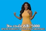 Hydroxycut Win $5000 Cash Sweepstakes
