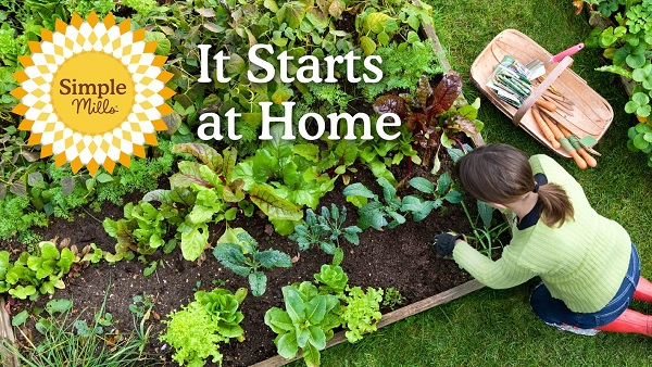 Simple Mills It Starts at Home Sweepstakes