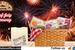 Del Real 4th of July Giveaway Time Sweepstakes