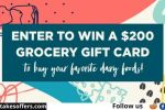 Drink-Milk National Dairy Month Sweepstakes