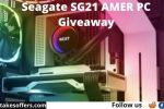 Seagate SG21 AMER PC Giveaway