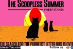 Litter Robot Scoopless Summer Sweepstakes
