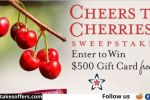 Farm Starr Living Cheers to Cherries Sweepstakes