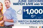 UPtv Watch Live & Win June Grooms Sweepstakes