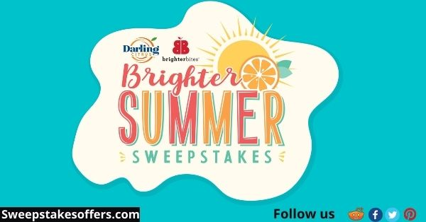 LGS Sales Brighter Summer Sweepstakes