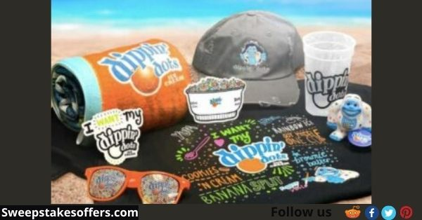 Dippin Dots Frozeti's Summer Fun Sweepstakes