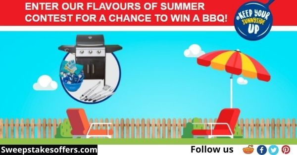 Burnbrae Farms Flavours of Summer Contest