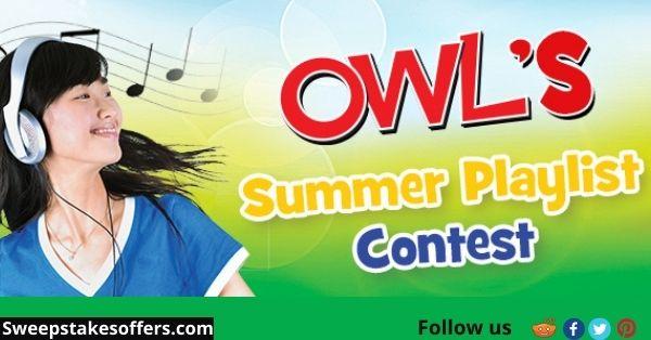 OWL's Summer Playlist Contest