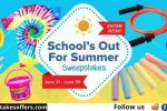 Bostitch School's Out for Summer Sweepstakes