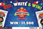 Sweet King Organic Tomatoes Red White & Win Sweepstakes