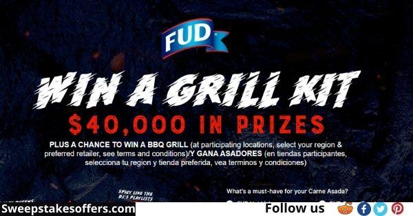 FUD Summer Grill Kit Giveaway