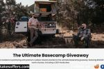 TAXA Outdoors Ultimate Basecamp Giveaway