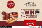 Mitchell's Traeger Smokers Contest