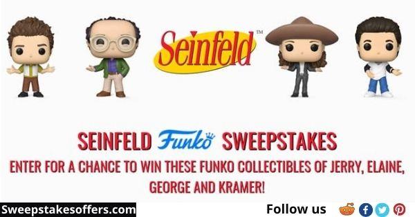 Seinfeld Funko Sweepstakes