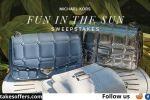 Michael Kors Fun in the Sun Sweepstakes