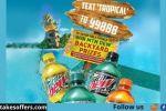 Pepsi Mtn Dew Backyard Sweepstakes