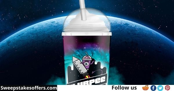 7-Eleven Slurpee to Space Sweepstakes