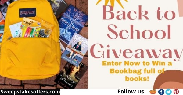 Books That Make You Back to School Giveaway