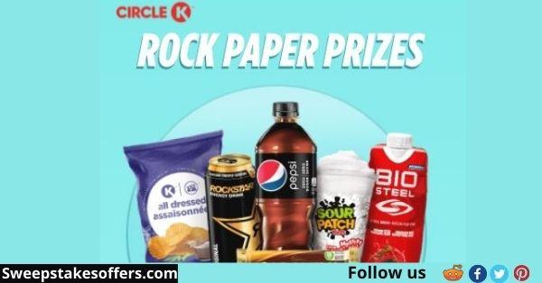 Rock Paper Prizes Summer Fun Contest