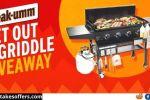 Steak-umm Sliced Steak Get Out and Griddle Giveaway