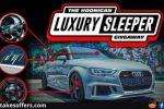 Hoonigan Luxury Sleeper Giveaway