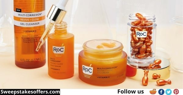 RoC International Self Care Day Sweepstakes