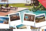 Lodge Parcell Summer Getaway Giveaway