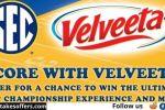 Score with Velveeta Instant Win Game & Sweepstakes