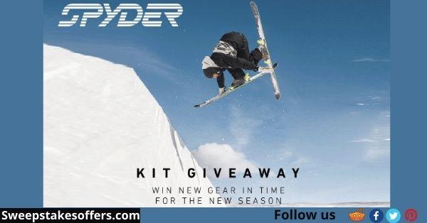 Spyder New Season Gear Giveaway