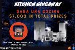 FUD El Rey Kitchen & Grill Kit Sweepstakes