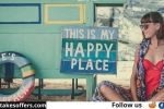 Happiness Archive Happy Place Video Contest