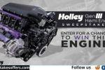 PowerNation Holley Gen III Hemi Engine Sweepstakes
